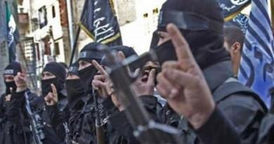 джихадисти ислямска държава