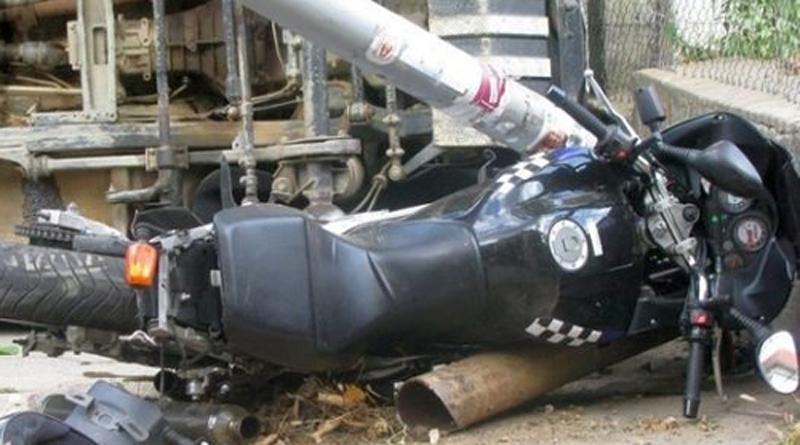мотоциклетист