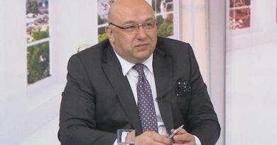 Красен Кралев: С Бойко съм тръгнал на дълъг път, няма да съм министър без него