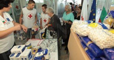 Раздават благотворително хранителни продукти във Варна до края на месеца