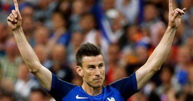 Косиелни приключи кариерата си в националния отбор на Франция