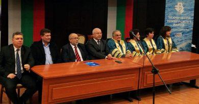 Д-р Янко Станев: Енергия и младост в Техническия университет