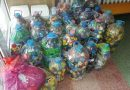 Половин тон пластмасови капачки събраха в Генерал Тошево