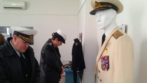 Военноморският музей във Варна откри нова изложба, свързана с морската история