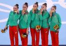 Злато за българския ансамбъл по художествена гимнастика